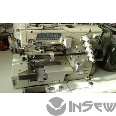 Typical GK 32500-1356-1 плоскошовная машина